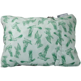 Therm-a-Rest Compressible Pillow M, zielony